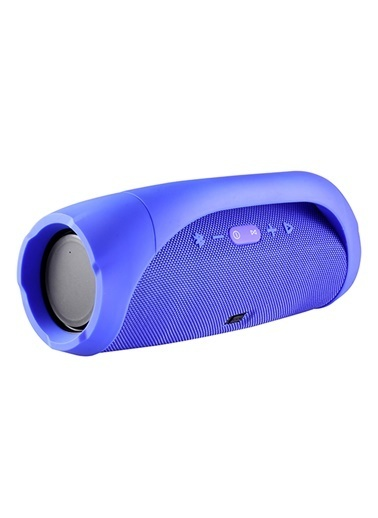 Platoon PL-4304 Bluetooth Speaker Fm/Sd/Usb Mavi